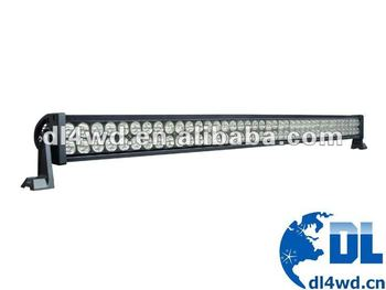 China 4x4 High Power 240w Car Led Light Bar For Auto