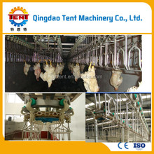 Factory price plastic chicken slaughter house with high quality