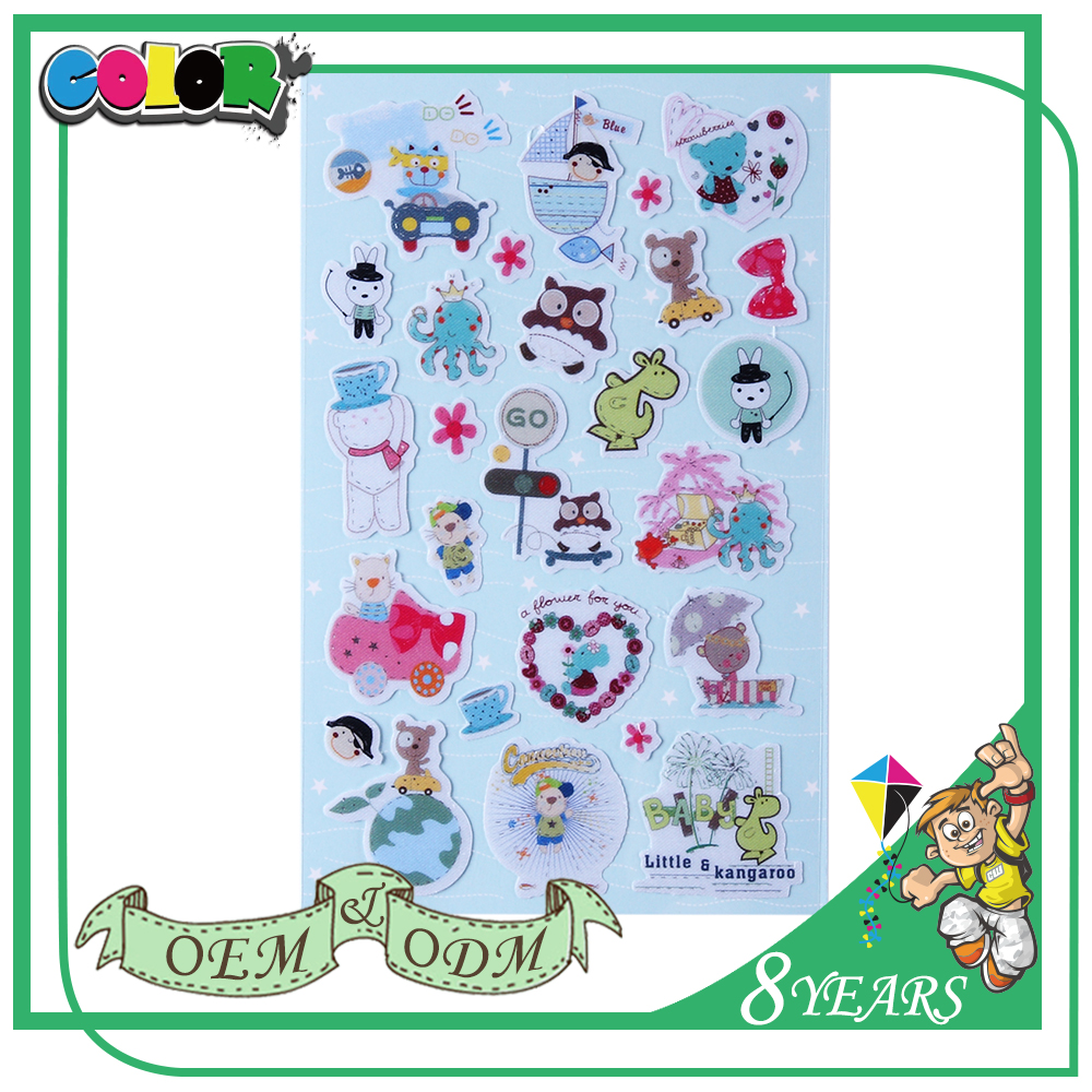 Hot Sell High Quality Material Excellent Quality Oem Design Best Adhesive Tattoos For Kids