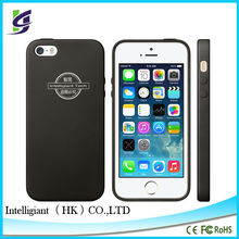 High quality official leather black case for iphone5/5s hot sales protective case/cover 2014 fashion