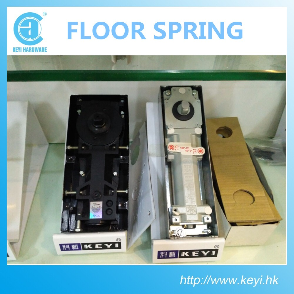 2016 HOT SALE Concealed hydraulic floor spring hinge / door closer /floor spring at factory price with high quality