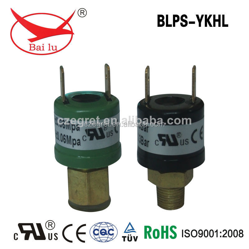 BLPS-YKHL adjustable water pump high pressure switch