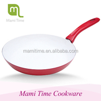 forged aluminum ceramic coocan diamond fry pan 2015 new products