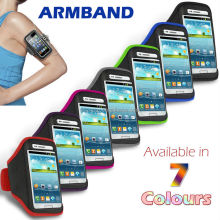 Water proof Sport jogging running gym armband Strap Case For Samsung Galaxy S3 i9300 over