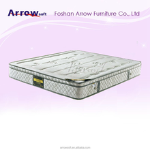 Classical design natural talalay latex mattress