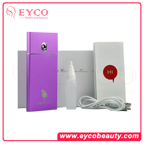 EYCO BEAUTY 2016Facial Steamer Type and Ionic Operation System Nano Mister