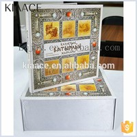 Custom made kiaace cartoon picture children story book printing