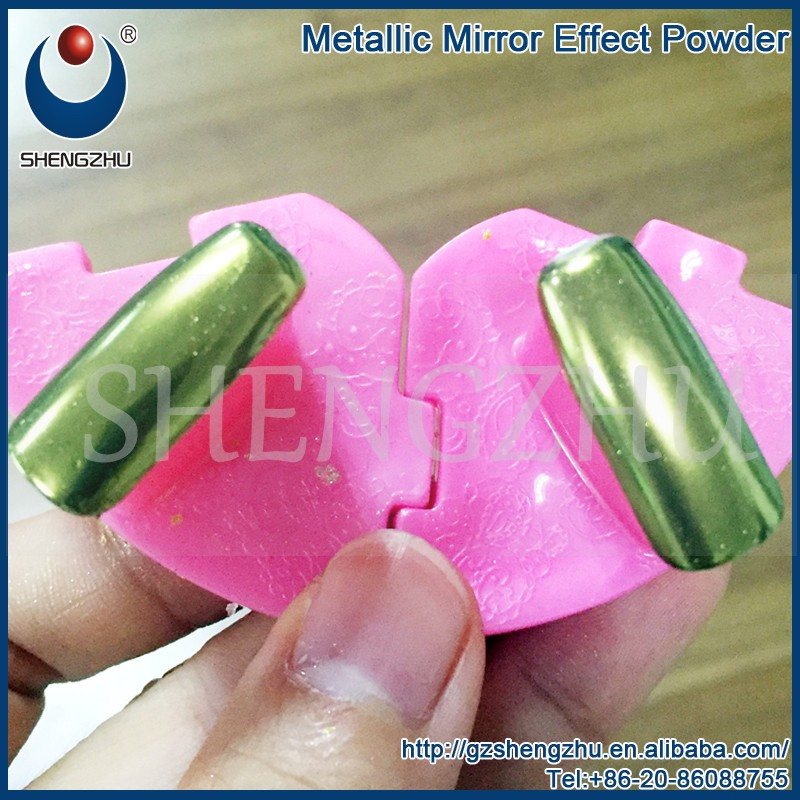 Shengzhu chameleon mirror chrome effect pigment powder manufacturer