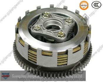 High Quality CG125 CG150 CG200 CG250 Motorcycle Clutch Assembly