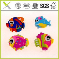 print eraser, cute animal eraser, promotional earser