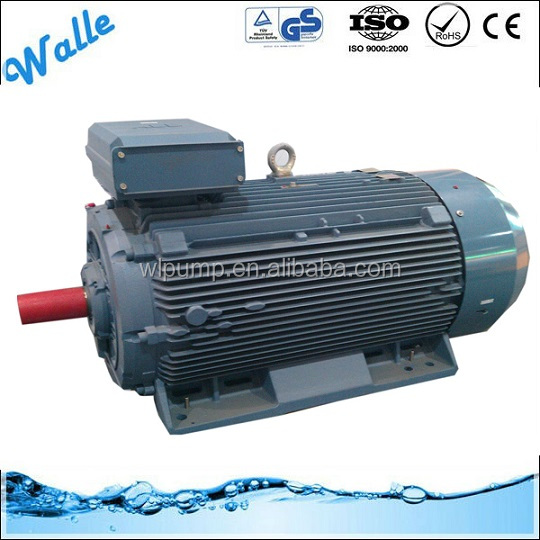 Y3 mode big power three single electric motors