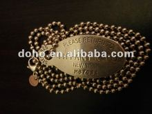 Best selling for silicon dog tag silencer --DH 5680