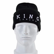 High Quality Custom Beanies With Logo Embroidery
