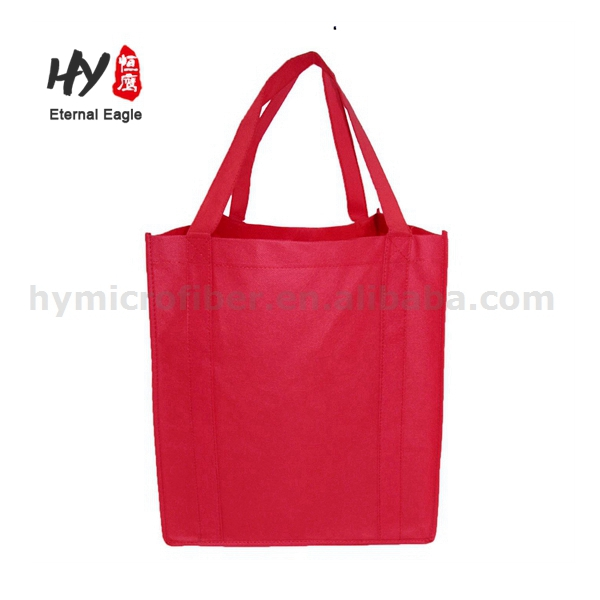 New products fast delivery trendy style shopping carry non woven bags