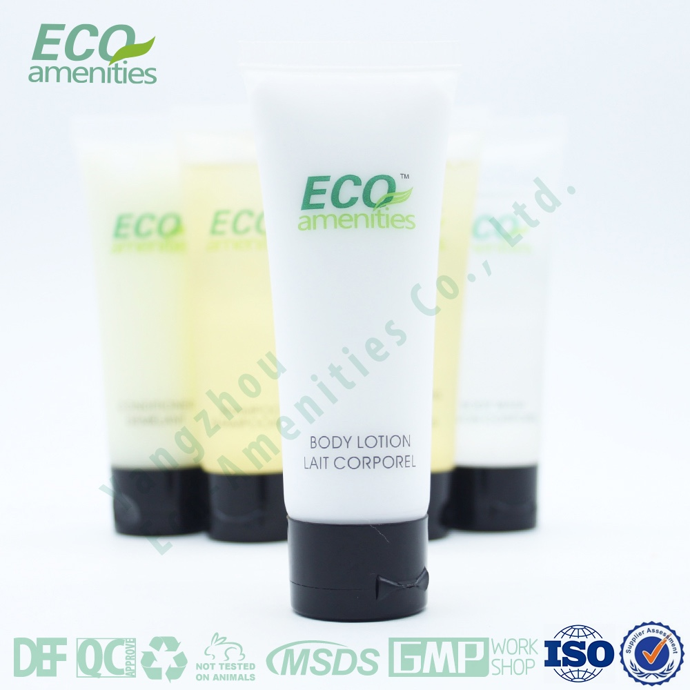 Body Lotion Empty Tube For Cosmetics hotel amenities