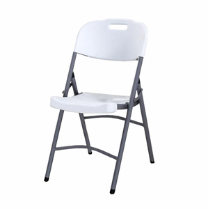 Outdoor Furniture General Use and Yes Folded plastic folding chair,HY-Y28