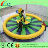 China Manufacturer Printable Fantastic Cheap Inflatable Wrestling Ring