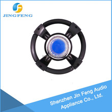 for car speaker box plastic wooden box light led grille downlight car front grille