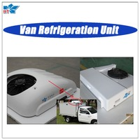 rooftop electric refrigeration, transport refrigeration, van refrigeration, T110D