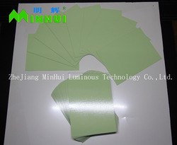 Luminous PVC board/Luminous PVC sheet/glow in dark PVC board