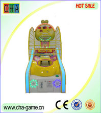hot sale kids basketball game machine