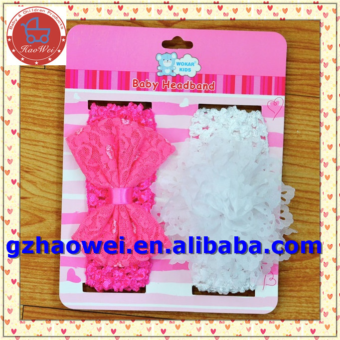 Wholesale Boutique Baby Headbands For Girls Hair Accessory
