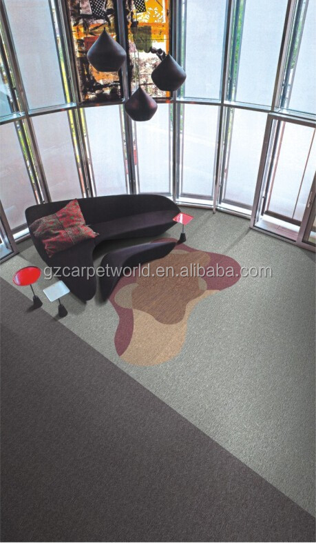 Colorful Tufted Floor Carpet Guangzhou Supplier