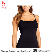 2018 cheap comfortable seqamless hot girls sexy women camisole in China