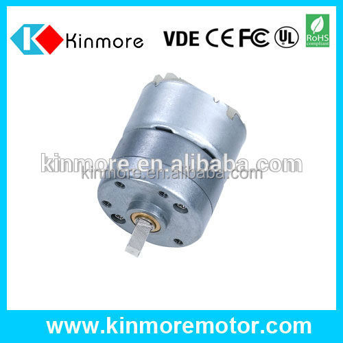 32mm gearbox KM-32A500 6V gear reduction brushed micro dc motors