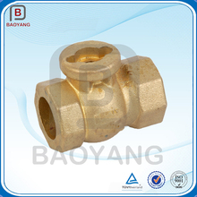 Quality products precision forging brass valve body brass forging