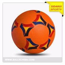 High Quality Golf Surface rubber football soccer ball