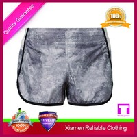 Best quality sports shorts wholesale sexy teens OEM Manufacturer