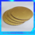 scalloped edge silver gold cardboard cake pad,wholesale cake pad