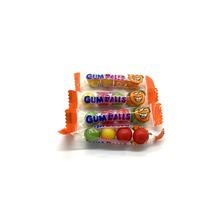 Chinese Factory Price Assorted Fruit Mini Bubble Gum