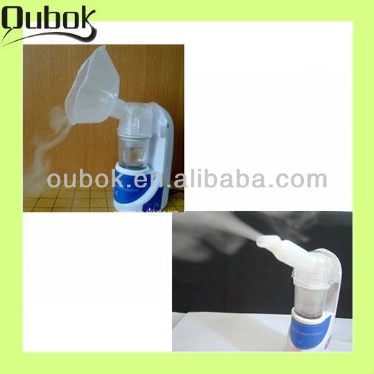 Ultrasonic inhalator for asthma OBK-720
