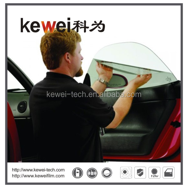 Automotive protection car window cover film for UV rejection ,car window tinting film