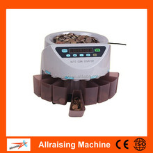 High Speed Portable Coin Sorting Machine