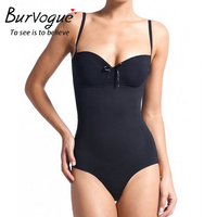 Burvogue New Arrival Women Sculpting Shapewear Slimming Bodysuits Body Shaper