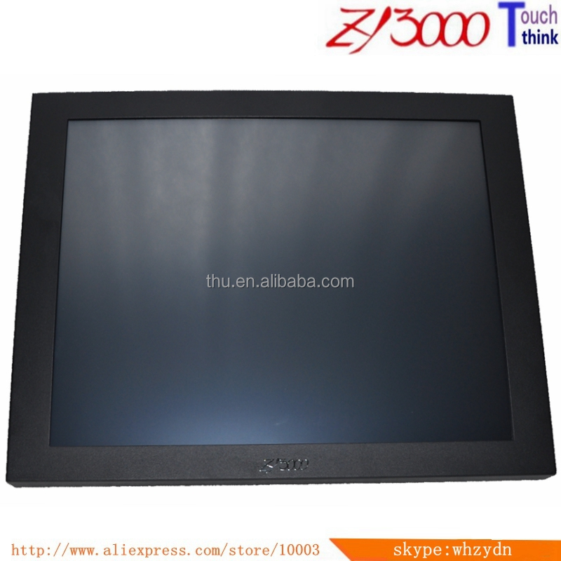 cheap 12 inch1024*768 working WIN7,8,10 ,andriod, USB capacitive multi Touch Screen Monitor for PC