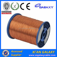 UL authorised super insulated enameled anodized aluminum wire for motor winding