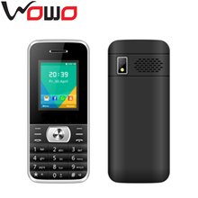 Wholesale OEM Factory Cell Phones 1.77 inch Cheap Mobile Phone Spreadtrum 6531 CA Phone K100