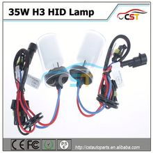 2016 Wholesale 12V HID XENON kit 35w DC Digital slim/Normal xenon hid kit