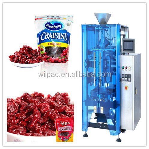 full automatic preserved food packing machine