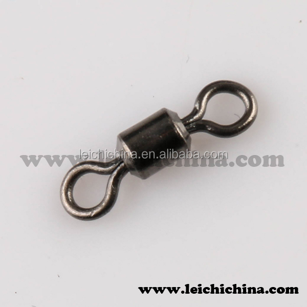 carp fishing Brass rolling fishing swivel