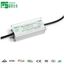 China dc 48v power supply constant current waterproof ip67 led driver 36w with rohs ce approval