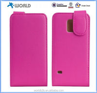 flip PU leather case for Samsung galaxy s5 mini