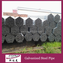 Tianjin manufacturer standard length of galvanized pipe