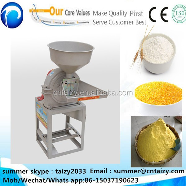 Multi-functional grinding machine wheat corn maize millet flour-milling machine Corn grits making machine