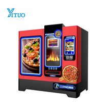 Hot Sale Automatic Pizza Vending Machine