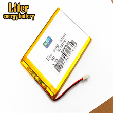 plug 2.5-2P 3275100 3075100 3600mah 3.7v Rechargeable lipo <strong>battery</strong> solar li ion polymer lithium <strong>battery</strong> with PCM